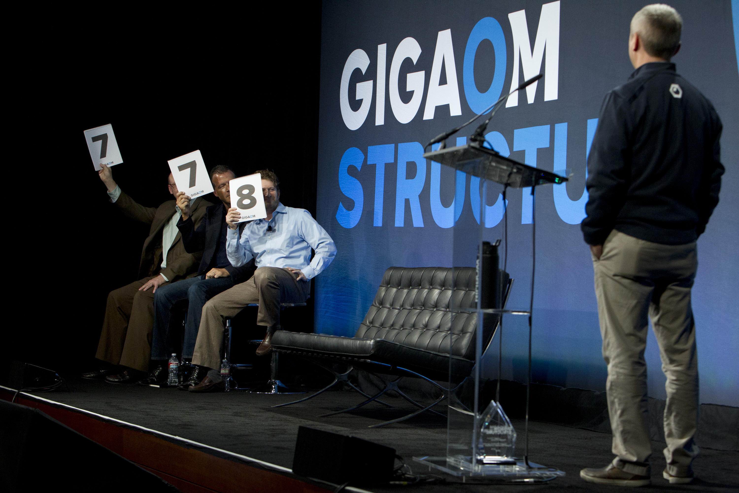Gigaom Structure Launchpad 2014