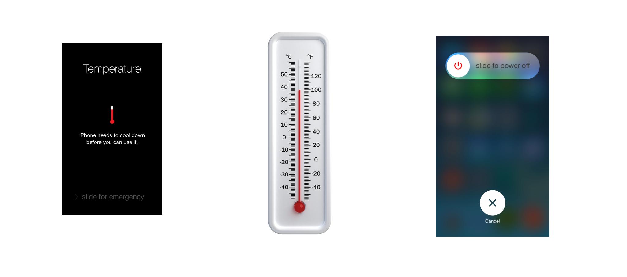 Avoid the heat