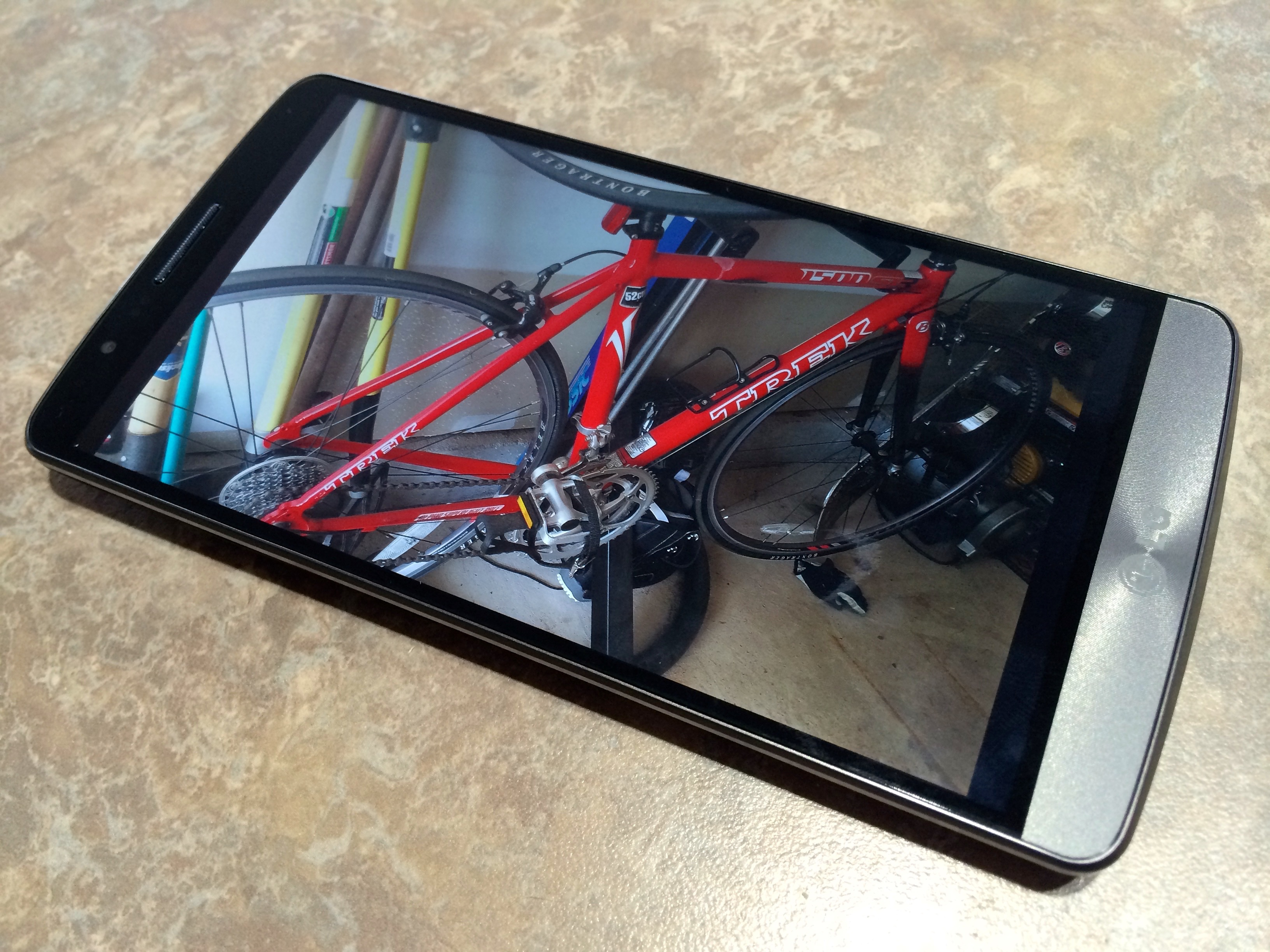 LG G3 display