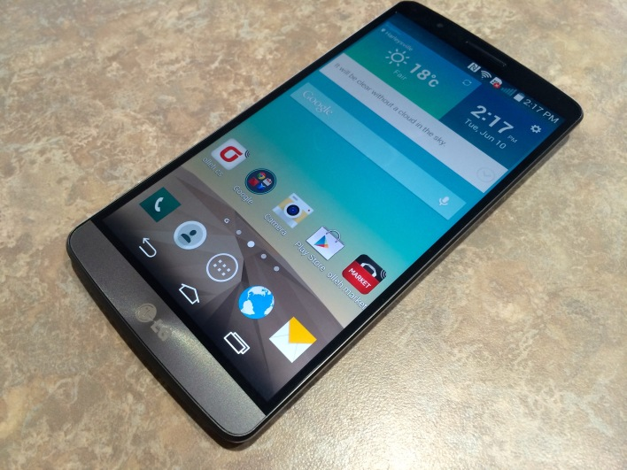 LG G3 featured