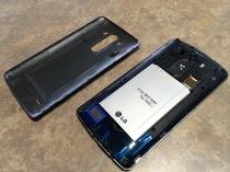 LG G3 inside back
