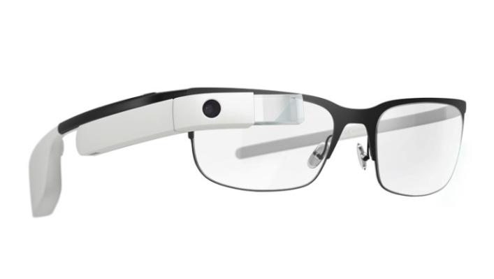 google glass angled