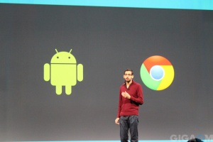 Chrome and Android ecosystems are coming together.