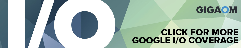 Google IO ticker