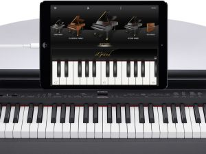 iPad Piano Learning