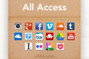 jolidrive all access