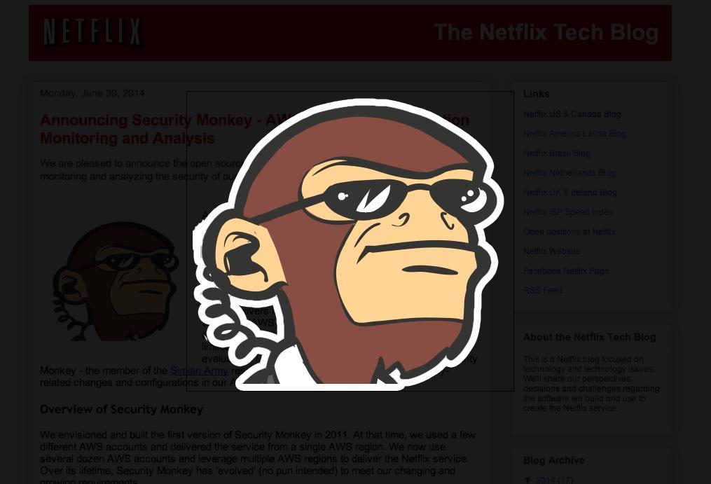 netflix security monkey