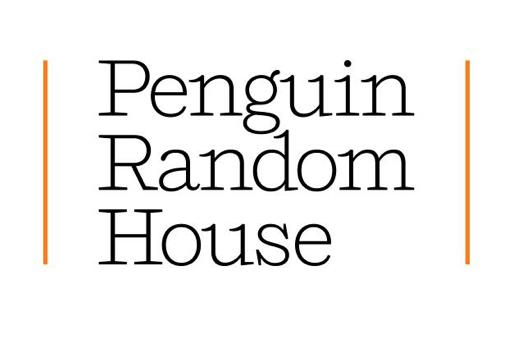 The new Penguin Random House logo.