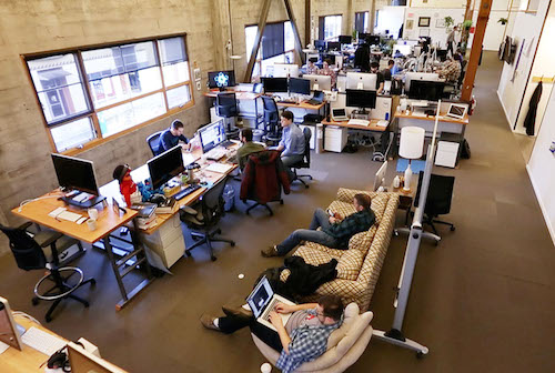 Photo of Puppet Labs team