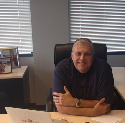Virtustream CEO and Chairman Rodney Rogers