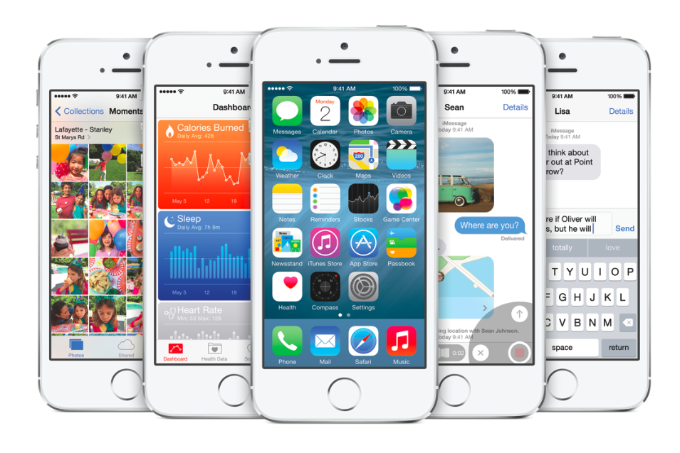 iOS 8 supports voice over Wi-Fi, but what about voice over LTE?