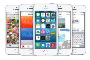 iOS 8 on the iPhone