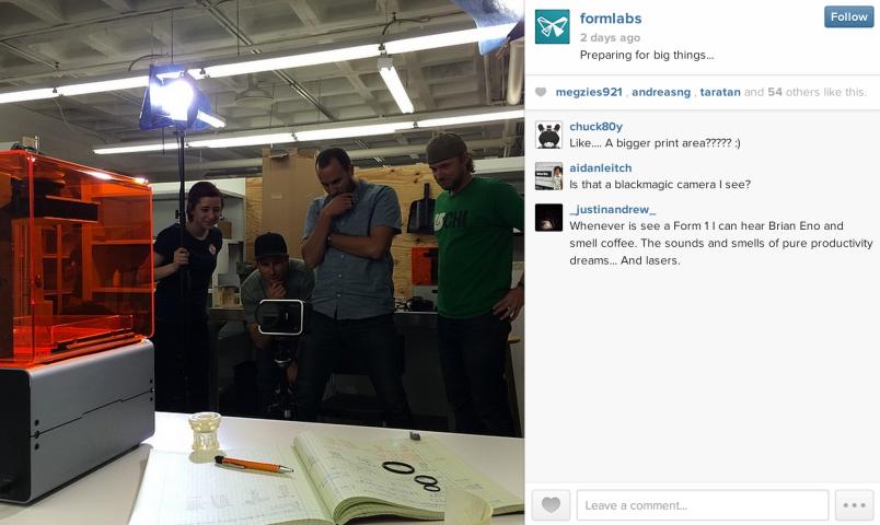 Formlabs Instagram