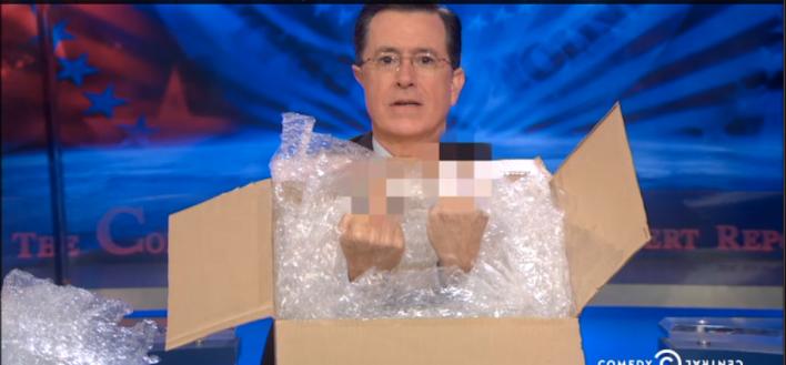 Stephen Colbert Amazon Hachette