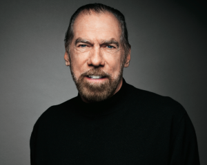 John Paul DeJoria, ROK's co-founder, is most famous for turning Paul Mitchell and Patron Tequila into aspirational brands (Source: ROK Mobile)