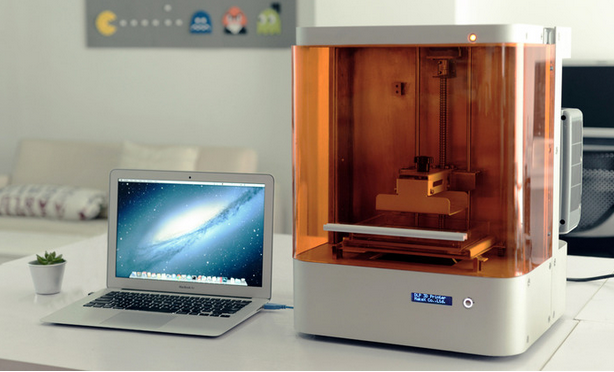 MakeX M-One SLA 3D printer