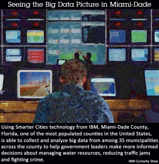 Seeing the Big Data Picture in Miami-Dade