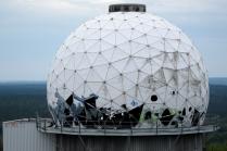 Teufelsberg abandoned NSA spy station