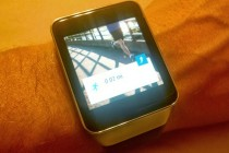Android Wear Runkeeper