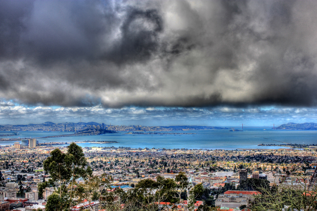 Photo from the Berkeley Lab campus. Image courtesy of Oleg, Flickr Creative Commons.
