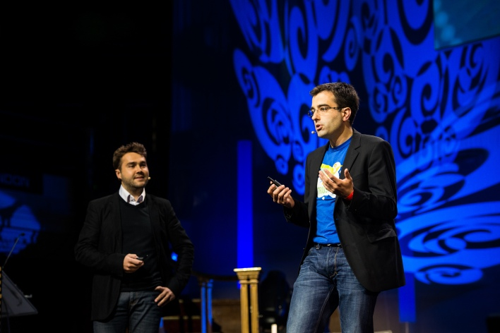 BlaBlaCar co-founder Nicholas Brusson, Image courtesy of Le Web, Flickr Creative Commons.