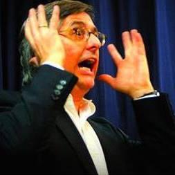 Dan Lyons, aka Fake Steve Jobs.