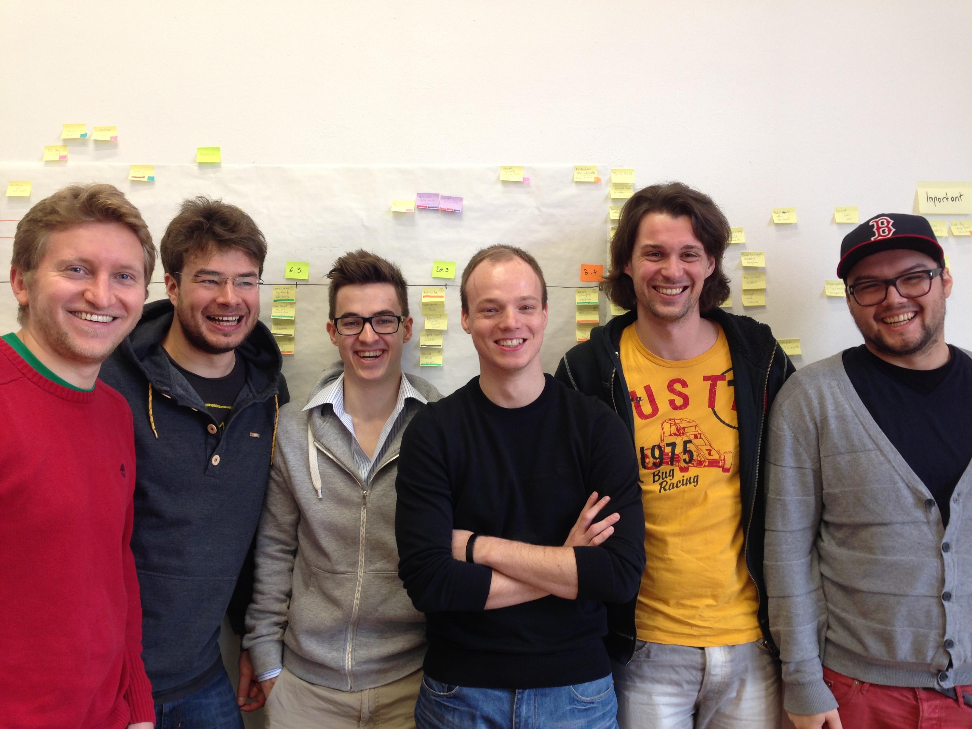 Codeship team