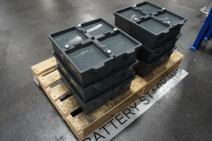An Aquion Energy battery unit. Image courtesy of Katie Fehrenbacher, Gigaom.