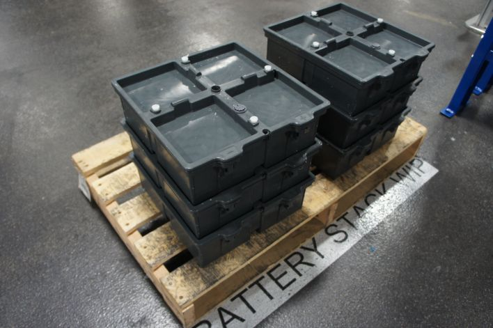 An Aquion Energy battery unit. Image courtesy of Katie Fehrenbacher, Gigaom.