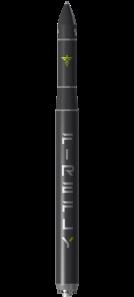 The Alpha Rocket. Photo courtesy of FireFly.