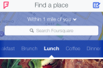 Foursquare unveils its