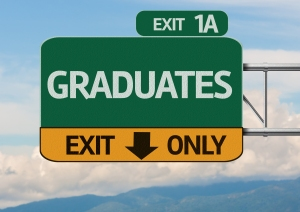 graduation sign_shutterstock_153938774