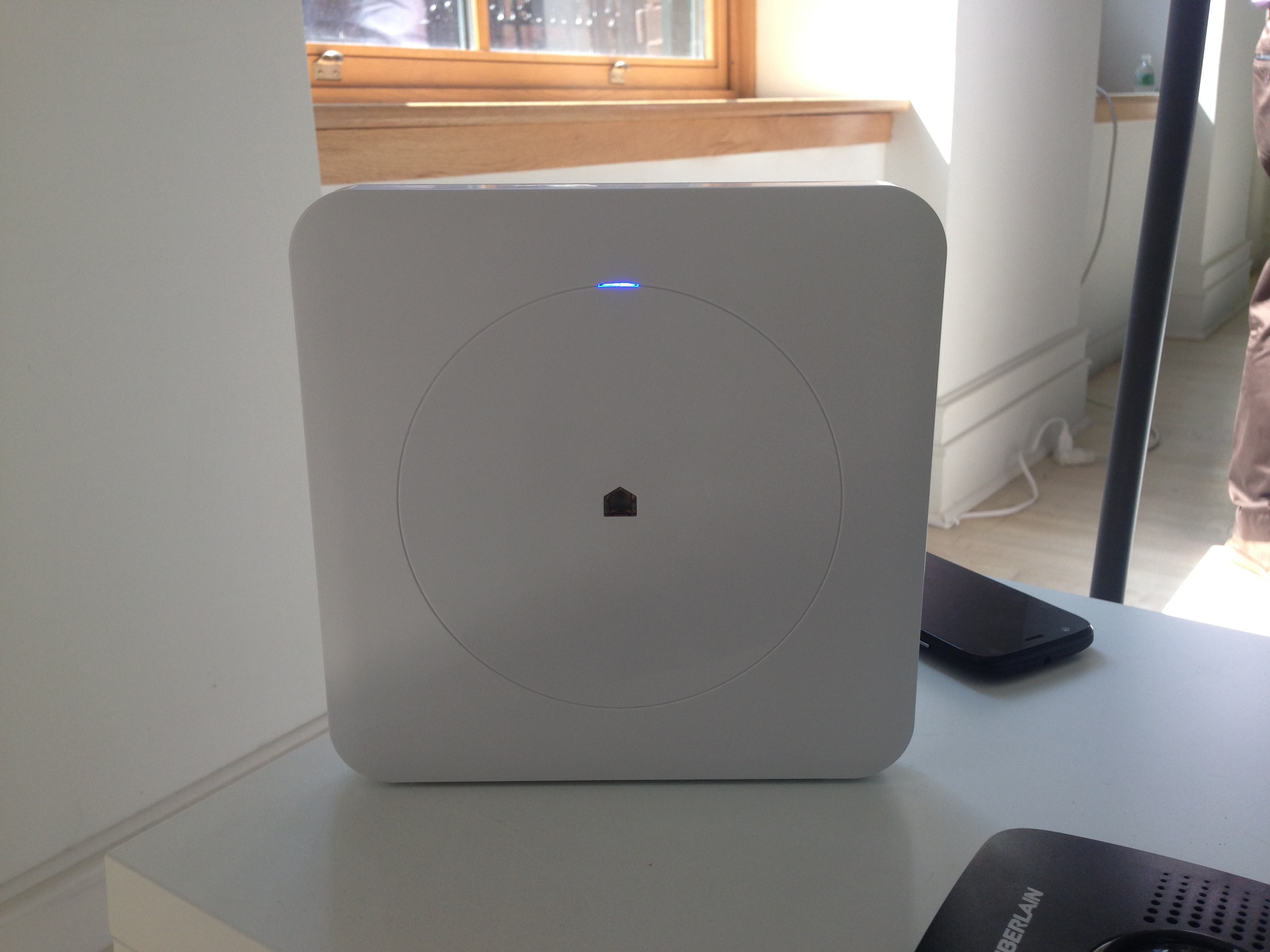 The Wink hub will be in Home Depot stores on July 7.