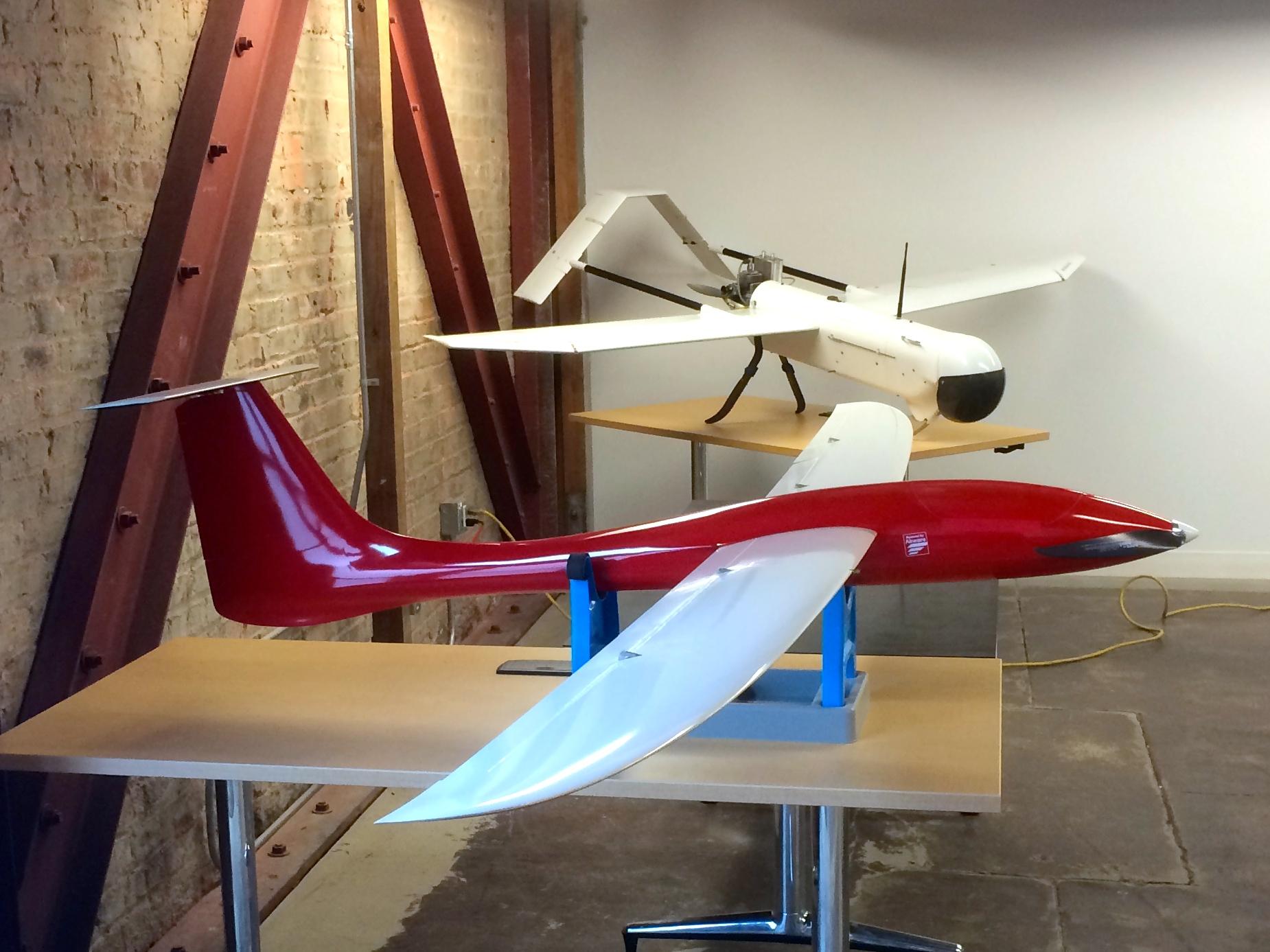 Airware drone