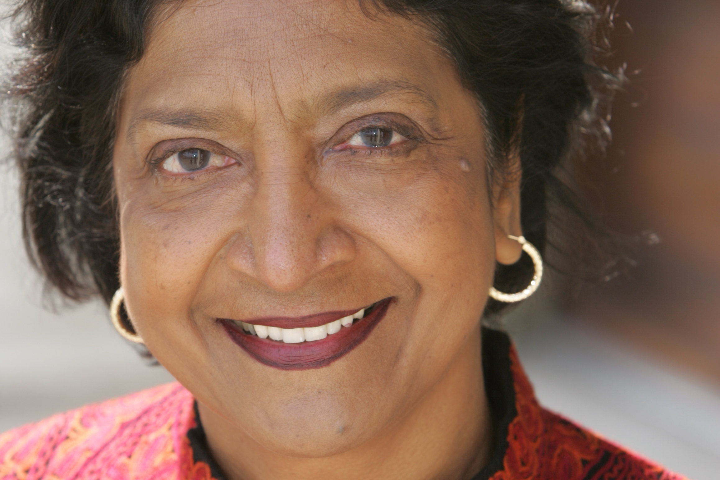 UN Human Rights CommissionerNavi Pillay