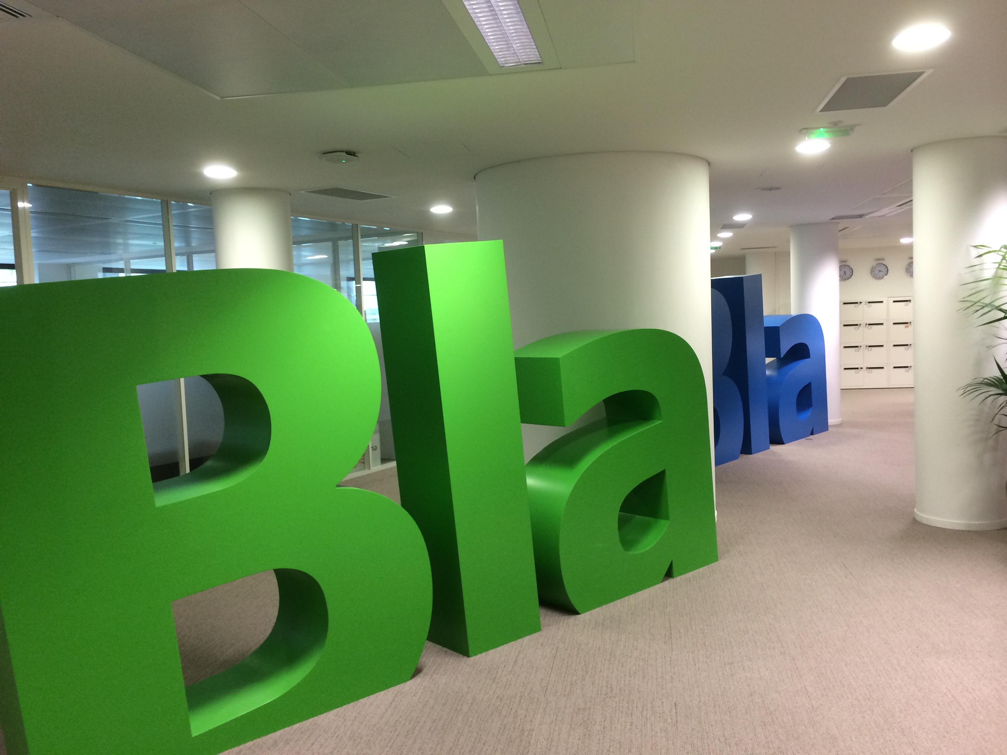 BlaBlaCar's offices, image courtesy of Om Malik.