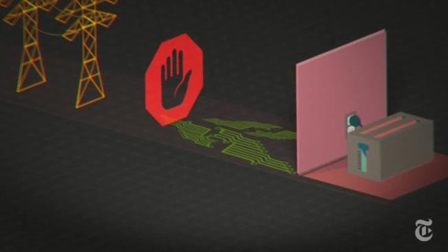 Net neutrality screen shot