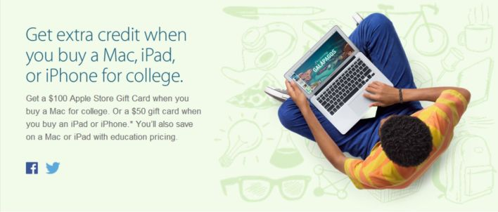 Apple back to school 2014