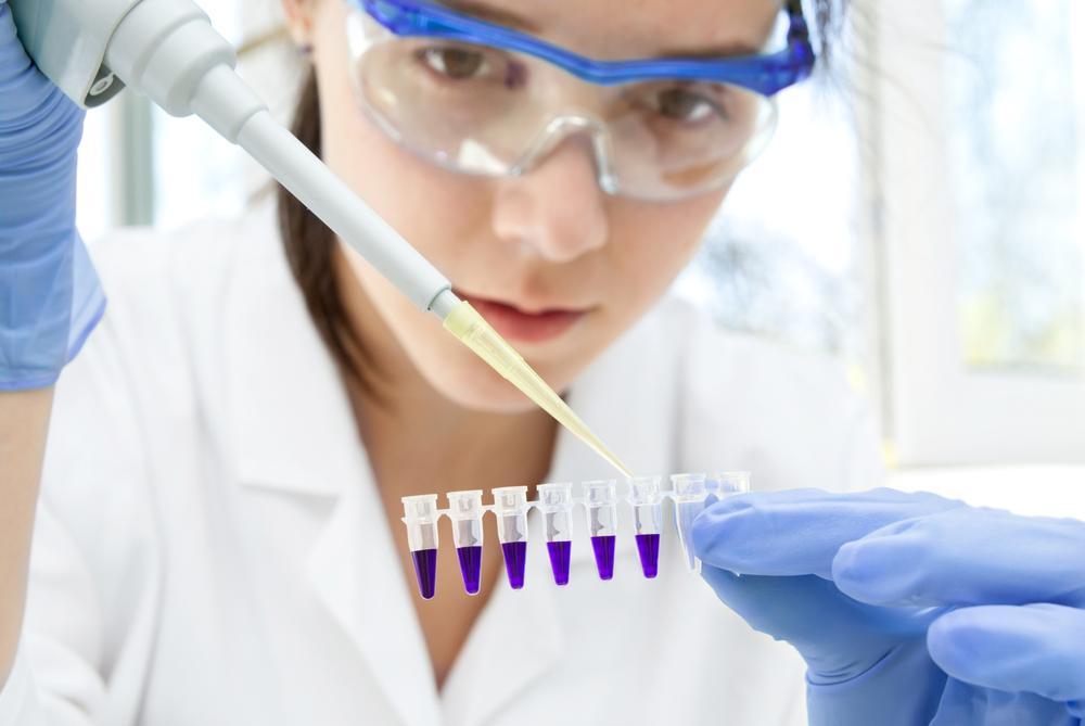 A new type of lab, image courtesy of anyaivanova / Shutterstock