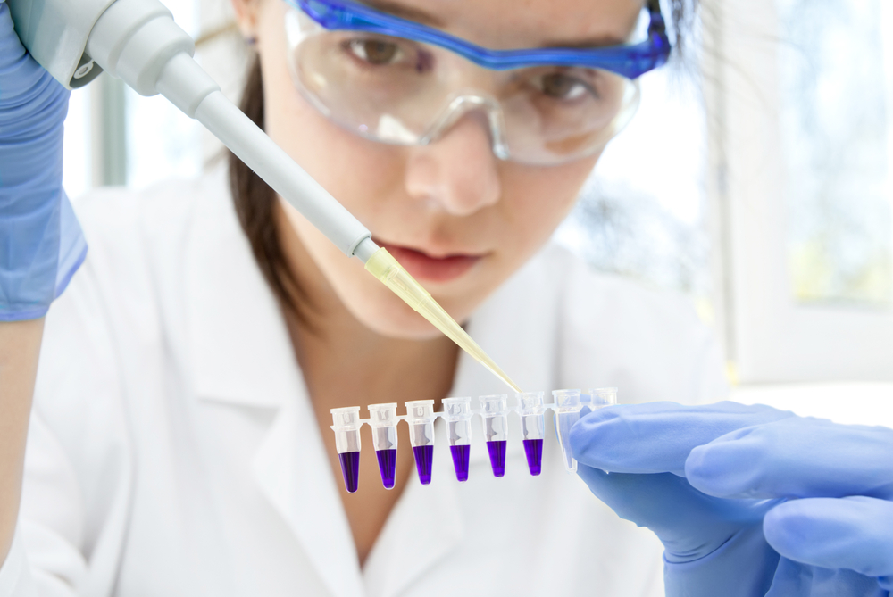 A new type of lab, image courtesy of anyaivanova / Shutterstock