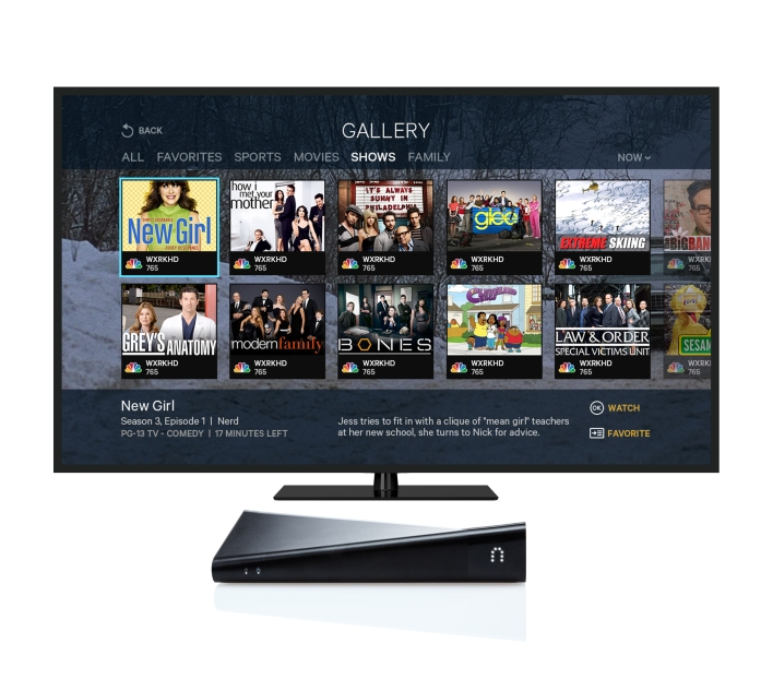 The new SlingTV, which is basically the same as the Slingbox 500 with a new name and UI.