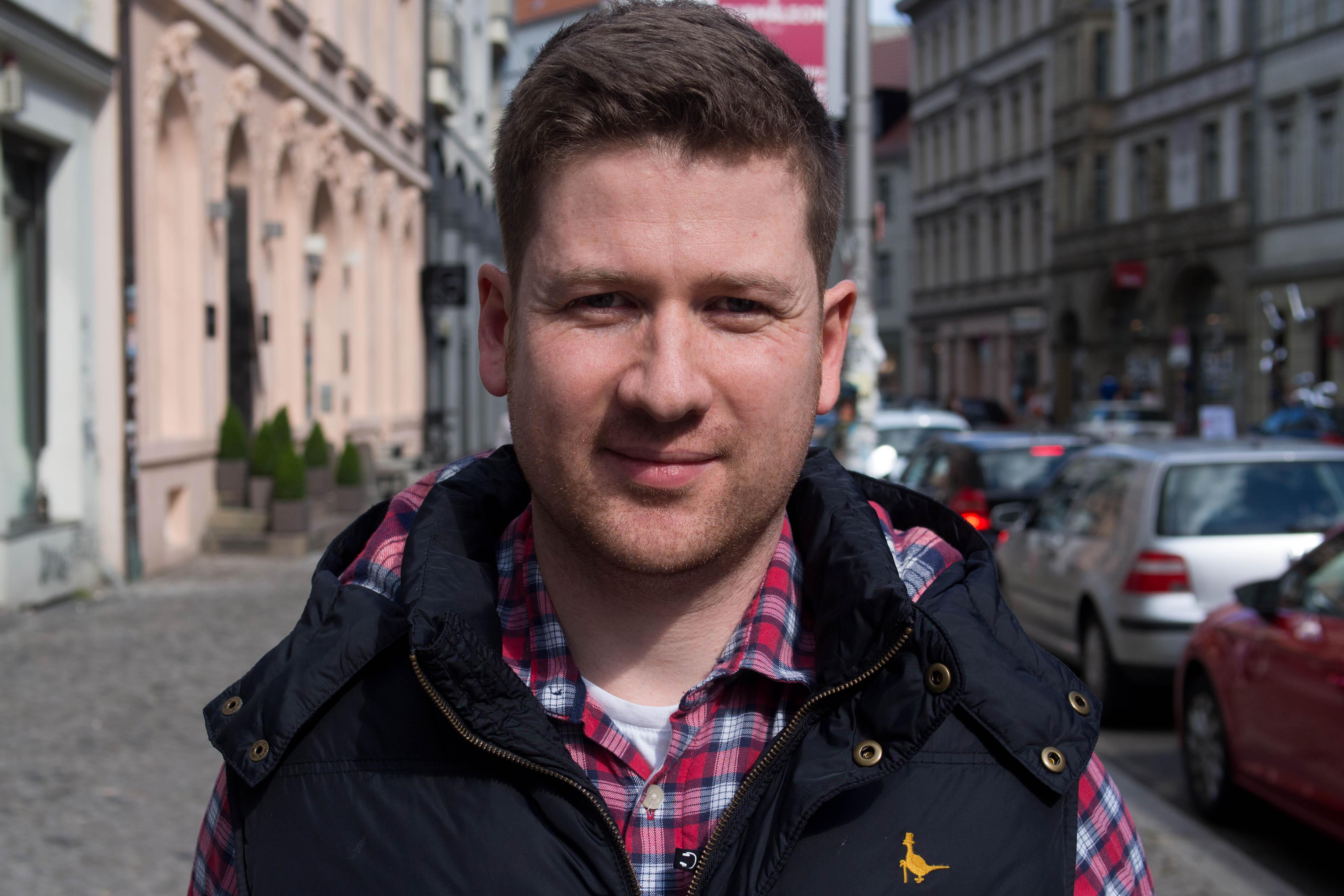 Twago founder Thomas Jajeh