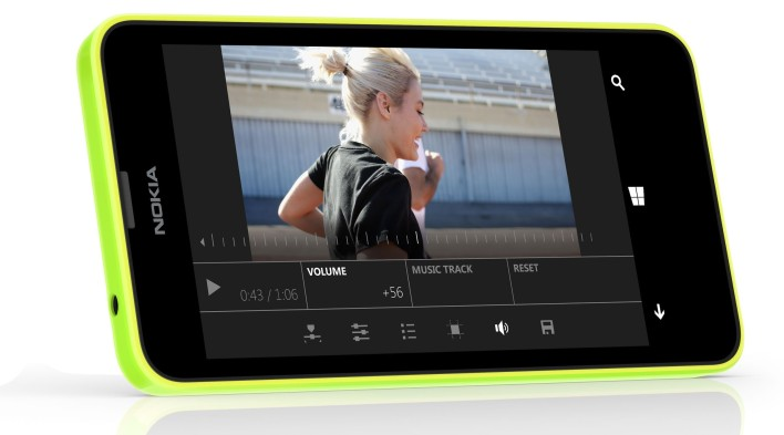 Video Tuner on Lumia
