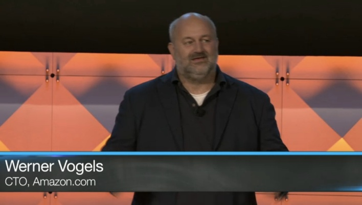 Werner Vogels AWS Summit NYC