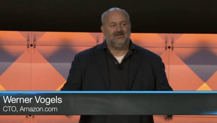 Werner Vogels AWS Summit NYC