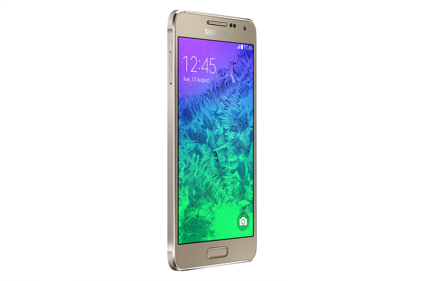 Galaxy Alpha Vs S5 the samsung galaxy alpha is an android smartphone with an