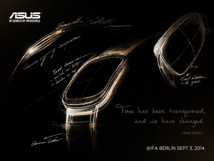 Asus Android Wear sketch