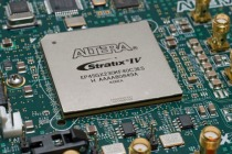 An Altera FPGA. Source: Altera