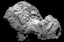 Comet 7P Churyumov-Gerasimenko