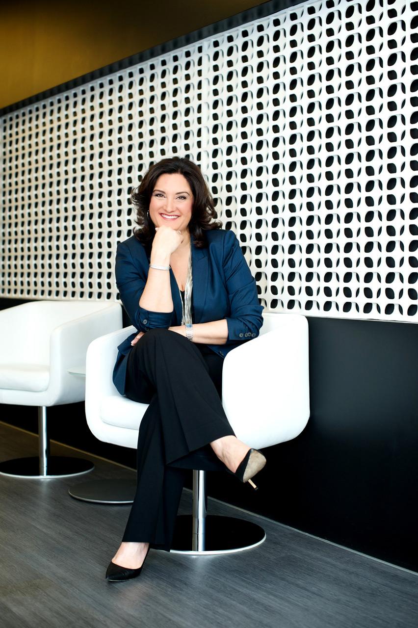Elisa Steele, Jive Software's VP of product
